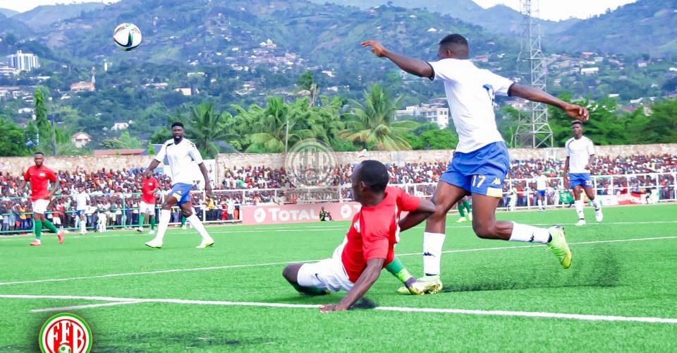 Qualification du Burundi à la CAN 2919