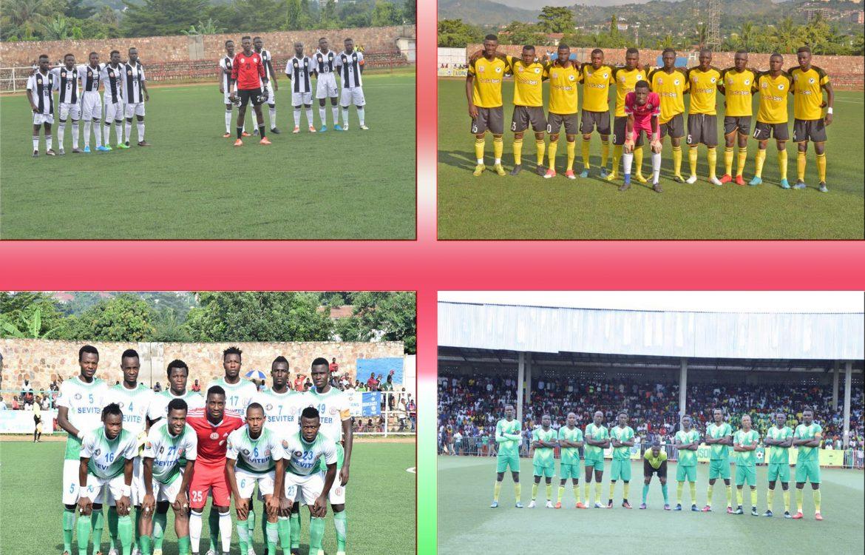 Quatre clubs qualifiés pour la demi-finale de la Coupe du Président 2020 cp-2020-1170x750